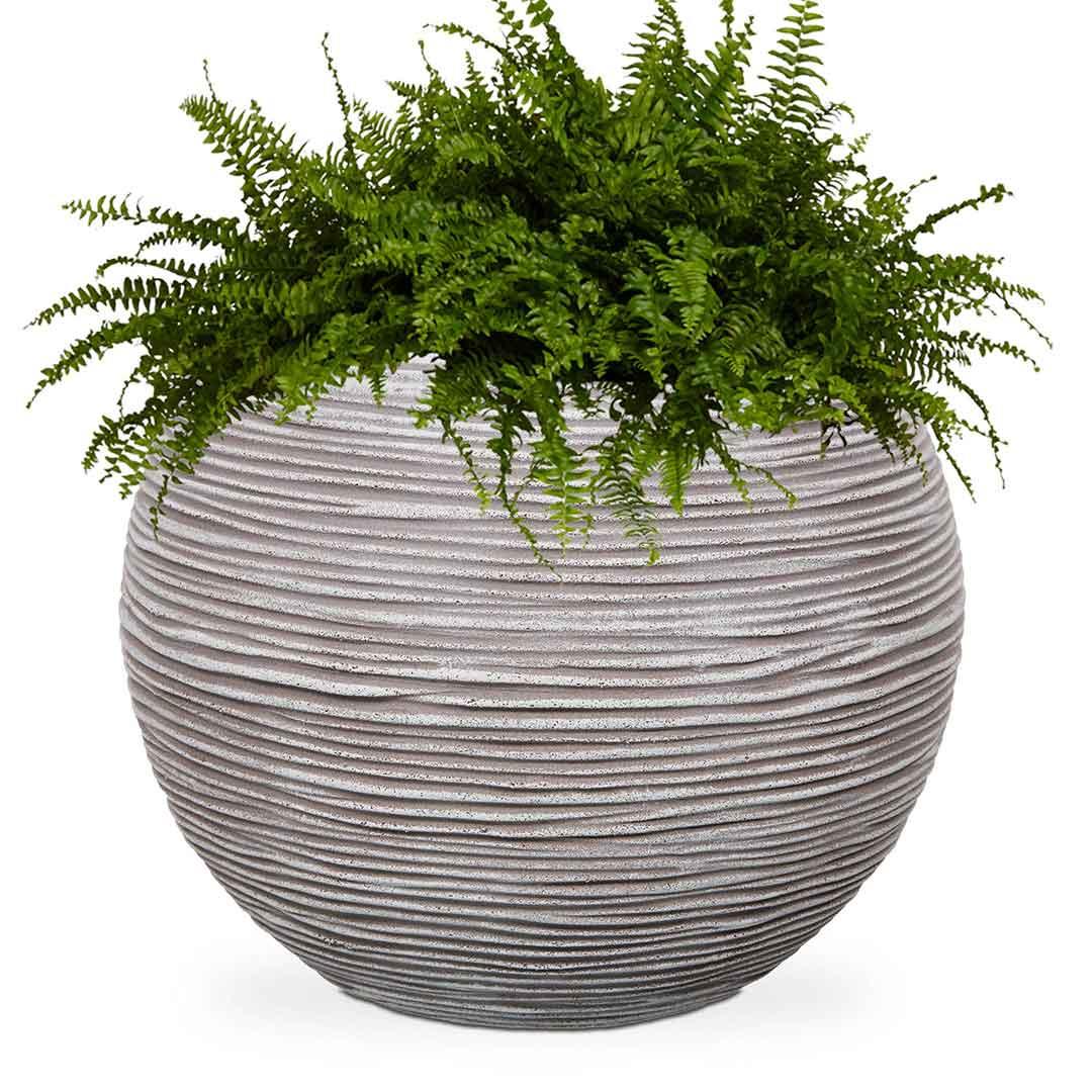 Nature Vase Ball Rib NL