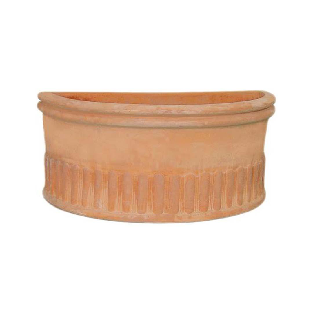 'Baccellato' Half-sized Pot
