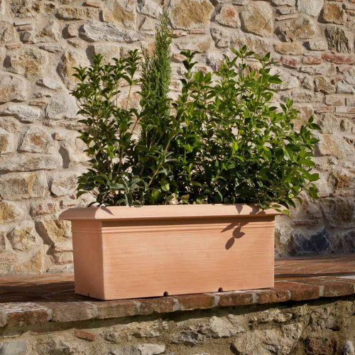 Rustic Style Planter