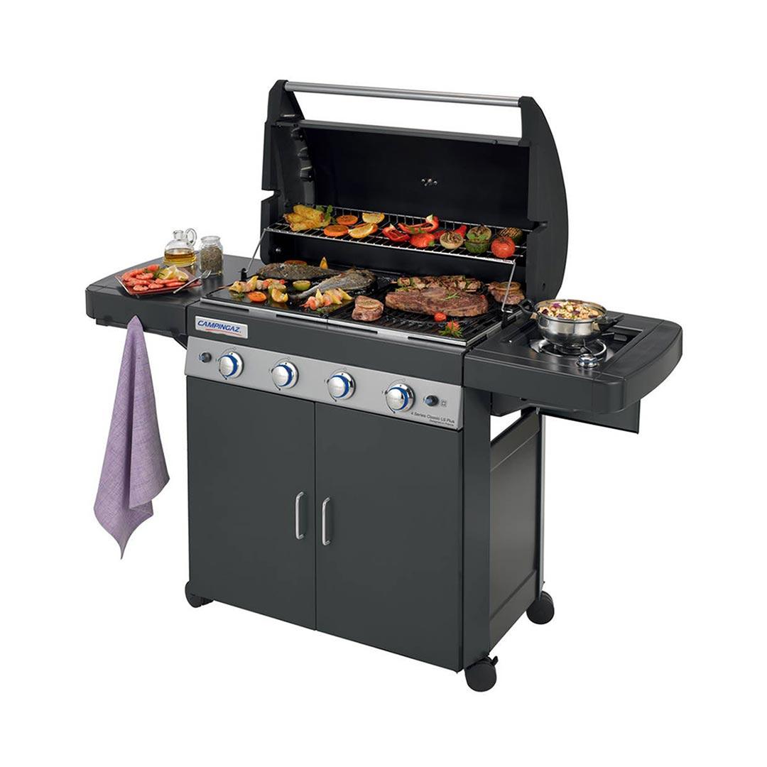 4 Series Classic LS Plus D Barbecue