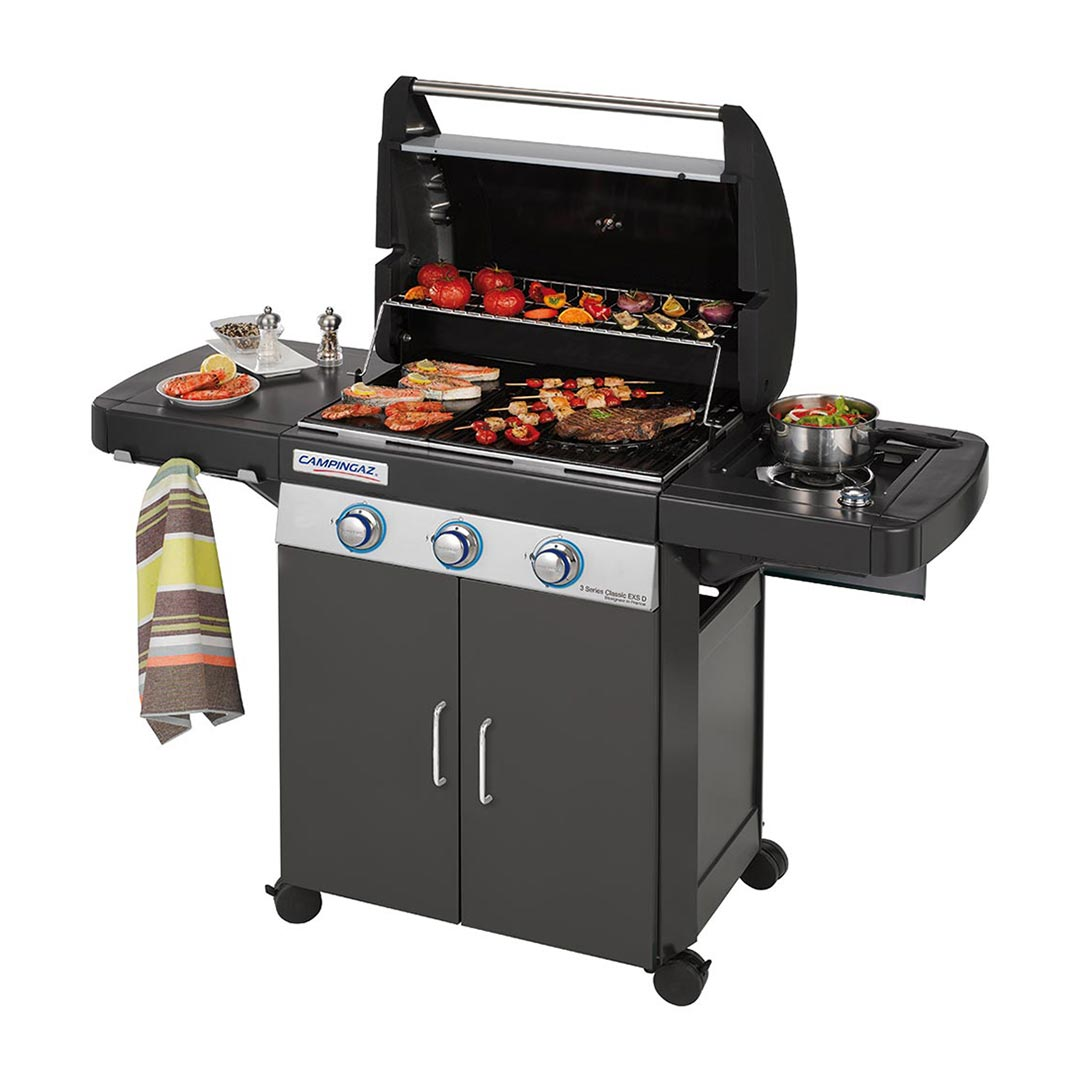 3 Series Classic EXS D Barbecue