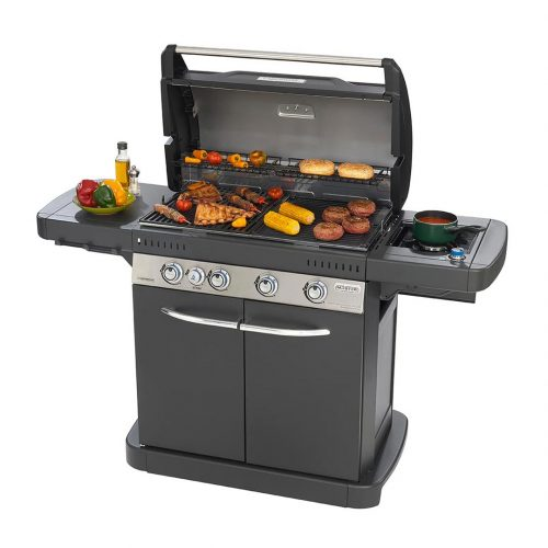 Master 4 Series Classic LXS SBS Barbecue