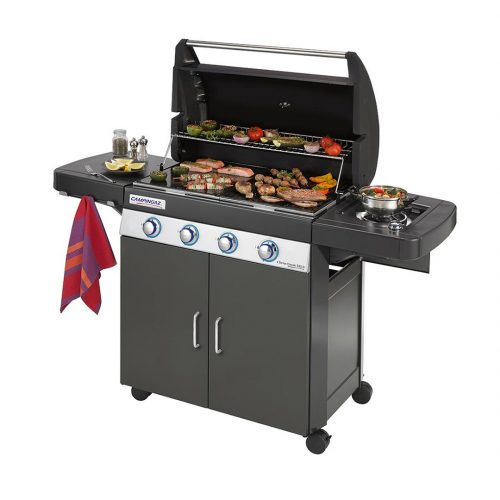 4 Series Classic EXS D Barbecue