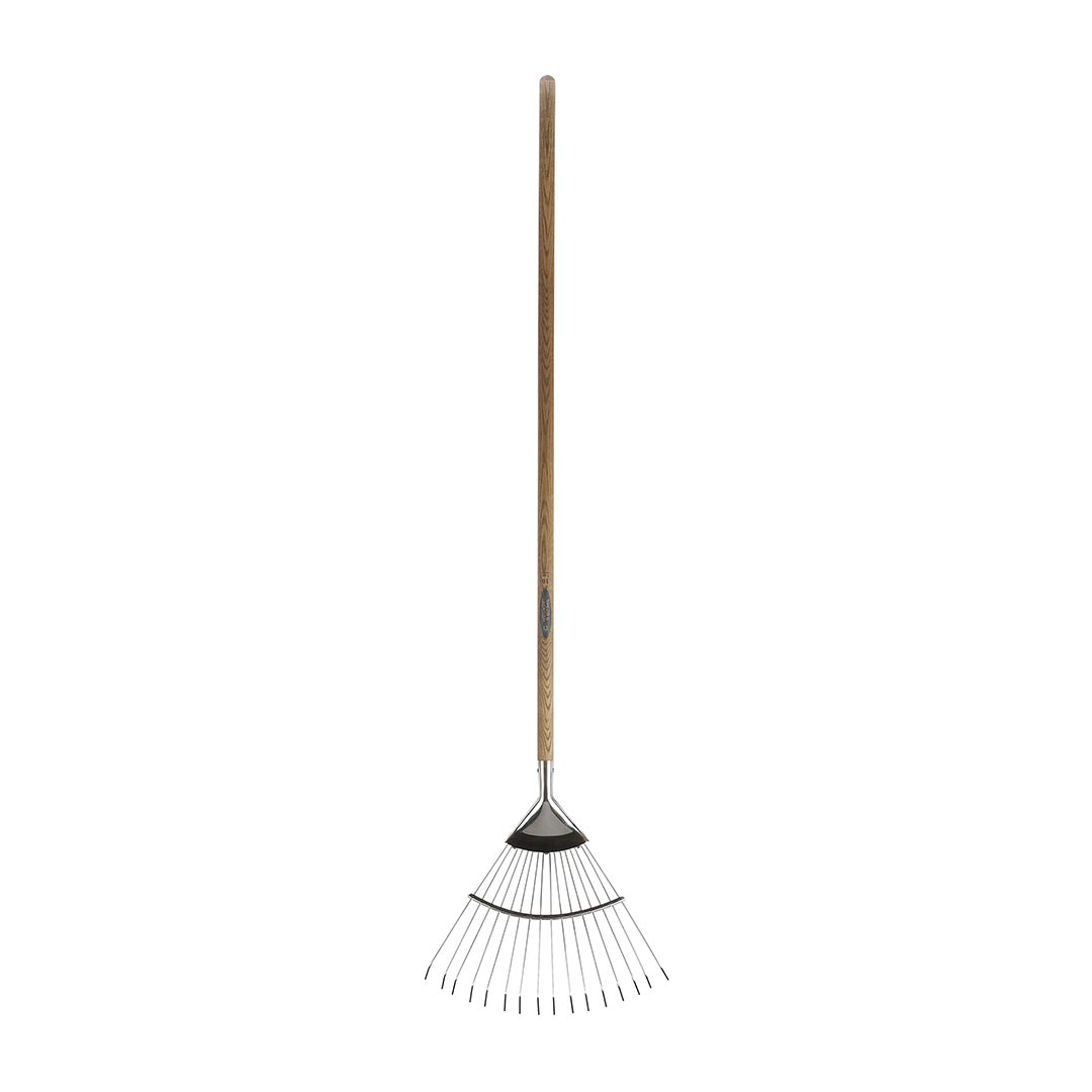 Traditional Stainless Flexo Lawn Rake