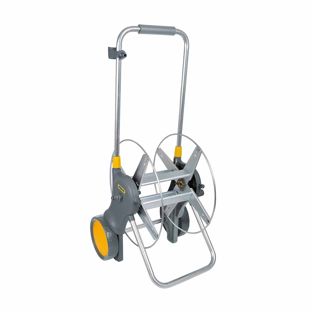 Assembled Metal Hose Cart (90m)