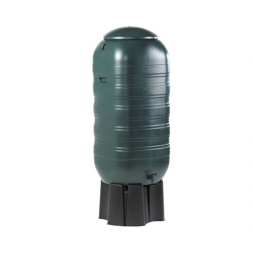 250 Litre Slim Space Saver Water Butt Set