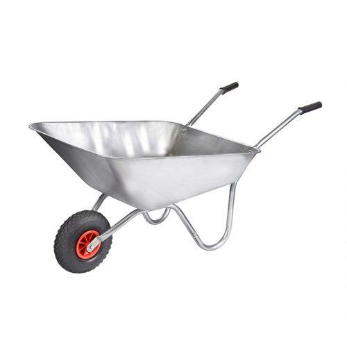85L Everyday Galvanised Wheelbarrow